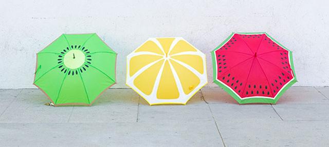 DIY: ระบายสีร่มรับฤดูฝน 13 - Painter's tape