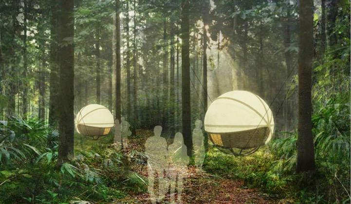 ที่พัก กลมกลืนกับผืนป่าในเขตอนุรักษ์ความหลากหลายทางชีวภาพในลาว 16 - bamboo