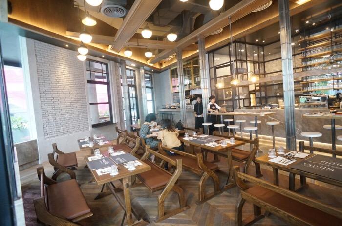 รสชาติของความสุขไม่รู้จบ ที่ Vanilla Cafeteria เปิดใหม่ @EmQuartier 15 - ร้านอาหาร