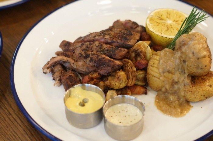 รสชาติของความสุขไม่รู้จบ ที่ Vanilla Cafeteria เปิดใหม่ @EmQuartier 28 - ร้านอาหาร