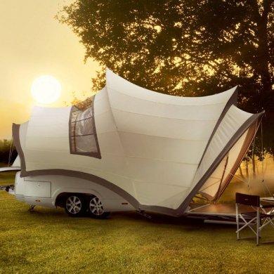 """Opera"" Mobile Home เต้นท์แคมปปิ้ง ท่องโลก 26 - living tent"