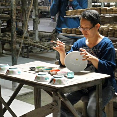 """พิพิธภัณฑ์เซรามิคธนบดี เรื่องเล่าขาน """"ผู้บุกเบิกเซรามิกเมืองลำปาง"""" 21 - ceramic"""