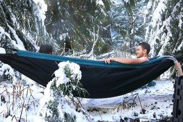 Hydro Hammock.. อ่างอาบน้ำพกพา ประหยัดน้ำ เป็นมิตรกับสิ่งแวดล้อม 2 - camping