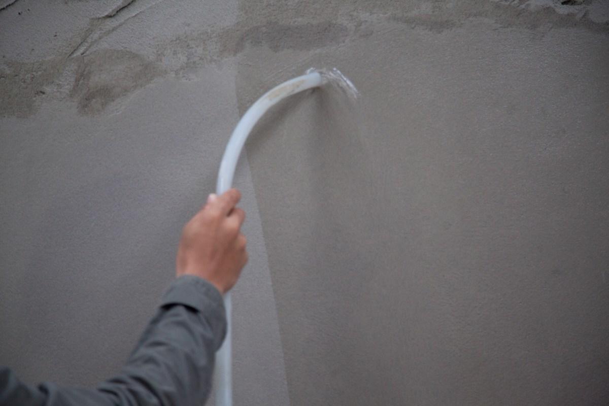 เคล็ดลับทำงานผนังปูนให้แข็งแรง ไม่แตกร้าว 19 - 100 Share+