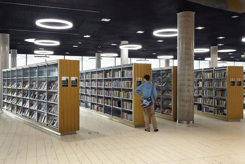 IMG 6521 Library of Birmingham ห้องสมุดที่ใหญ่ที่สุดในยุโรป