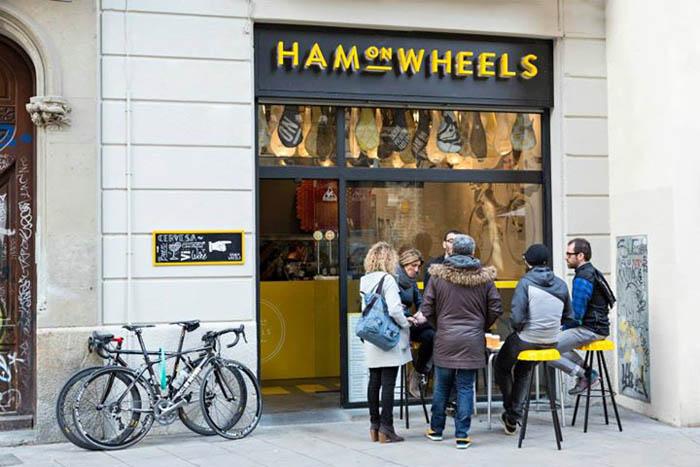 11081290 395659370606133 1493767282440812933 n Ham On Wheels Restaurant ร้านฟาสต์ฟู้ดสำหรับเหล่านักปั่น