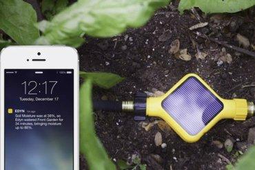 เครื่องมือเอาใจคนรักสวน Edyn Smart Garden ให้แสงและน้ำผ่าน Smartphone 20 - Green