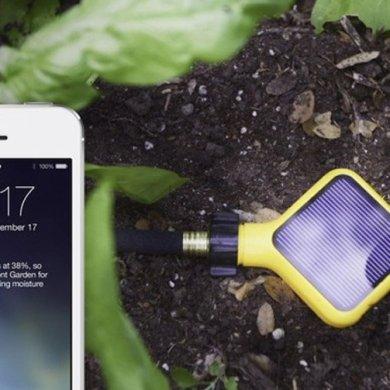 เครื่องมือเอาใจคนรักสวน Edyn Smart Garden ให้แสงและน้ำผ่าน Smartphone 19 - application