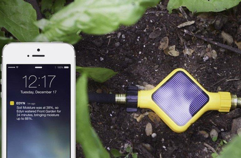เครื่องมือเอาใจคนรักสวน Edyn Smart Garden ให้แสงและน้ำผ่าน Smartphone 14 - smartphone