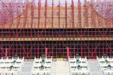"""""""ข้าวเหนียว"""" สูตรลับกว่า1,500ปี ที่ทำให้โบราณสถานจีนคงทนต่อแผ่นดินไหว 6 - China"""