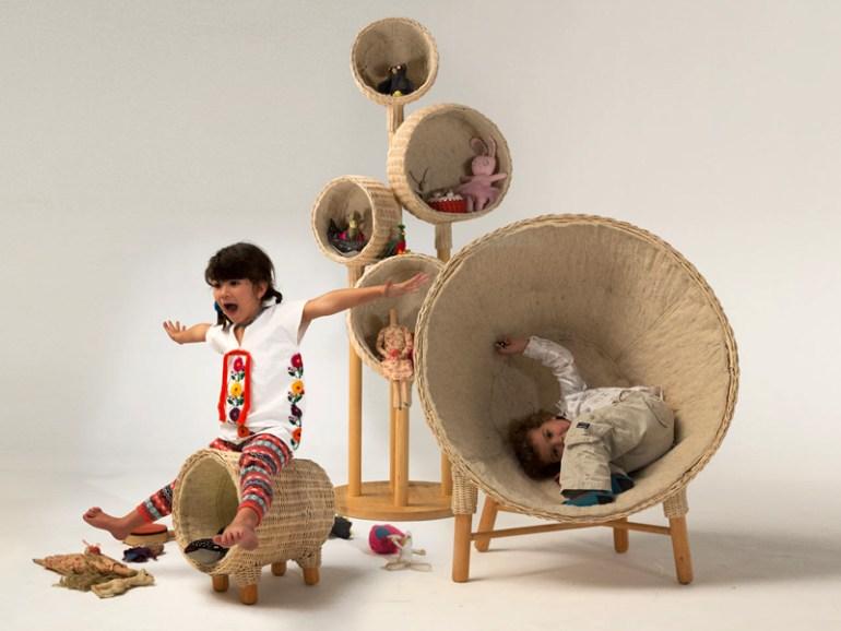 เฟอร์นิเจอร์สำหรับเด็ก เป็นทั้งของเล่น และสร้างความทรงจำอันแสนสนุก 13 - children