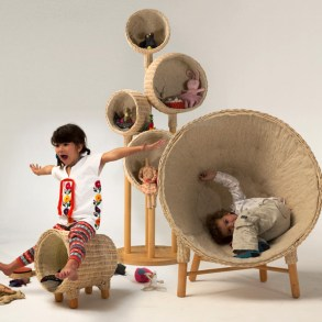 เฟอร์นิเจอร์สำหรับเด็ก เป็นทั้งของเล่น และสร้างความทรงจำอันแสนสนุก 18 - children