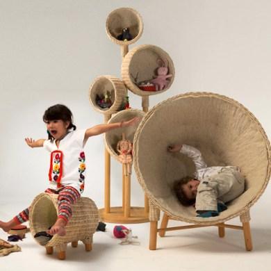 เฟอร์นิเจอร์สำหรับเด็ก เป็นทั้งของเล่น และสร้างความทรงจำอันแสนสนุก 15 - children