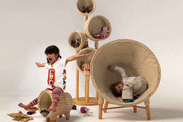 เฟอร์นิเจอร์สำหรับเด็ก เป็นทั้งของเล่น และสร้างความทรงจำอันแสนสนุก 16 - Environment