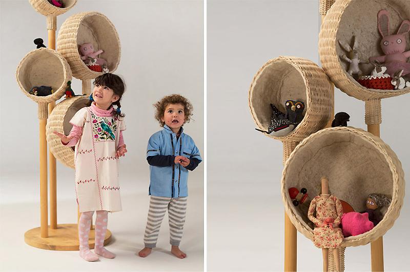 christian vivanco nido muebles traven maison et objet designboom 10 เฟอร์นิเจอร์สำหรับเด็ก เป็นทั้งของเล่น และสร้างความทรงจำอันแสนสนุก