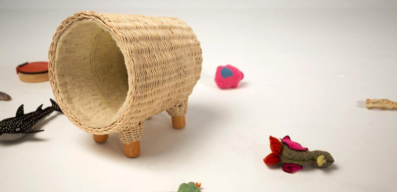 domus vivanco Burro 01 เฟอร์นิเจอร์สำหรับเด็ก เป็นทั้งของเล่น และสร้างความทรงจำอันแสนสนุก
