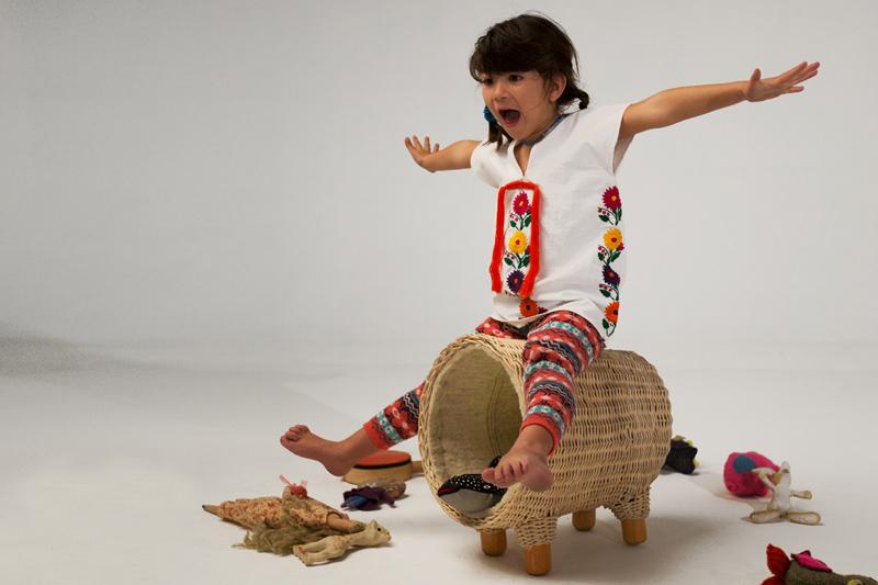 domus vivanco Burro 02 เฟอร์นิเจอร์สำหรับเด็ก เป็นทั้งของเล่น และสร้างความทรงจำอันแสนสนุก