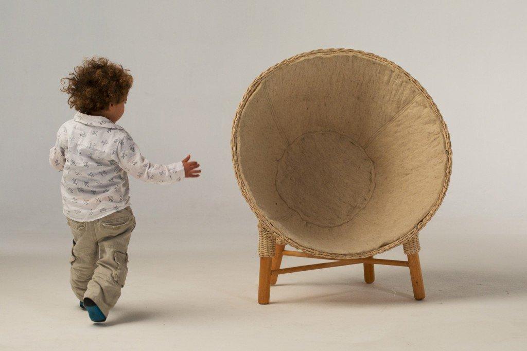 domus vivanco Luna Pod 01 เฟอร์นิเจอร์สำหรับเด็ก เป็นทั้งของเล่น และสร้างความทรงจำอันแสนสนุก