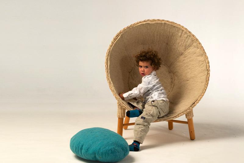 domus vivanco Luna Pod 03 เฟอร์นิเจอร์สำหรับเด็ก เป็นทั้งของเล่น และสร้างความทรงจำอันแสนสนุก