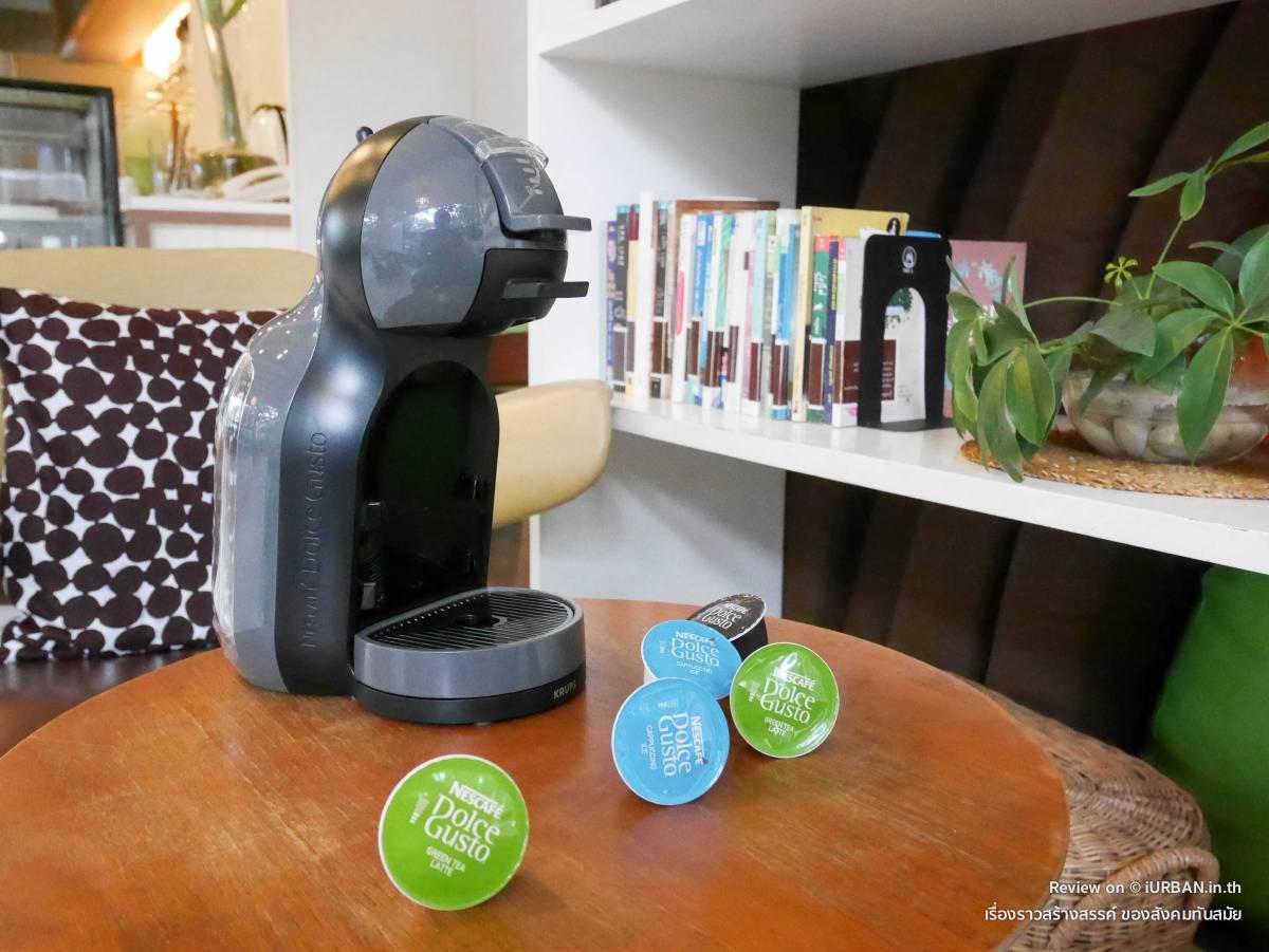 Nescafe Dolce Gusto เปลี่ยนออฟฟิศให้คึกคักเหมือนร้านกาแฟ โมเดิร์นด้วยงบไม่กี่พัน 19 - cafe