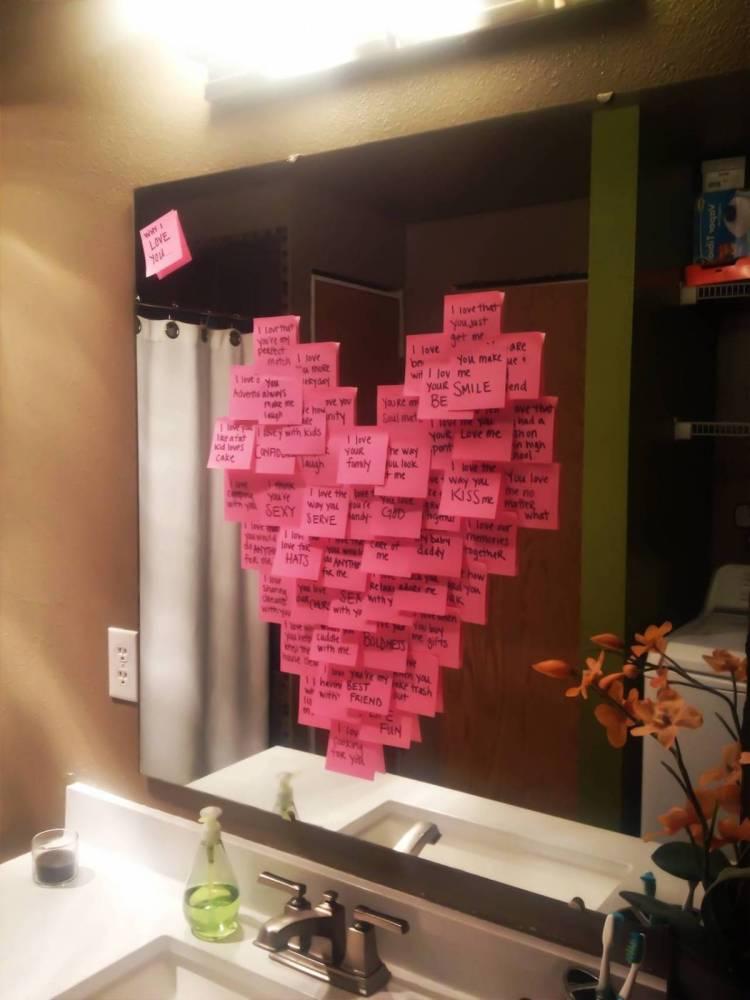 15 ไอเดีย DIY เซอร์ไพรส์แฟน ทำเองง่ายๆ ได้ใจเธอ <3 3 - 100 Share+