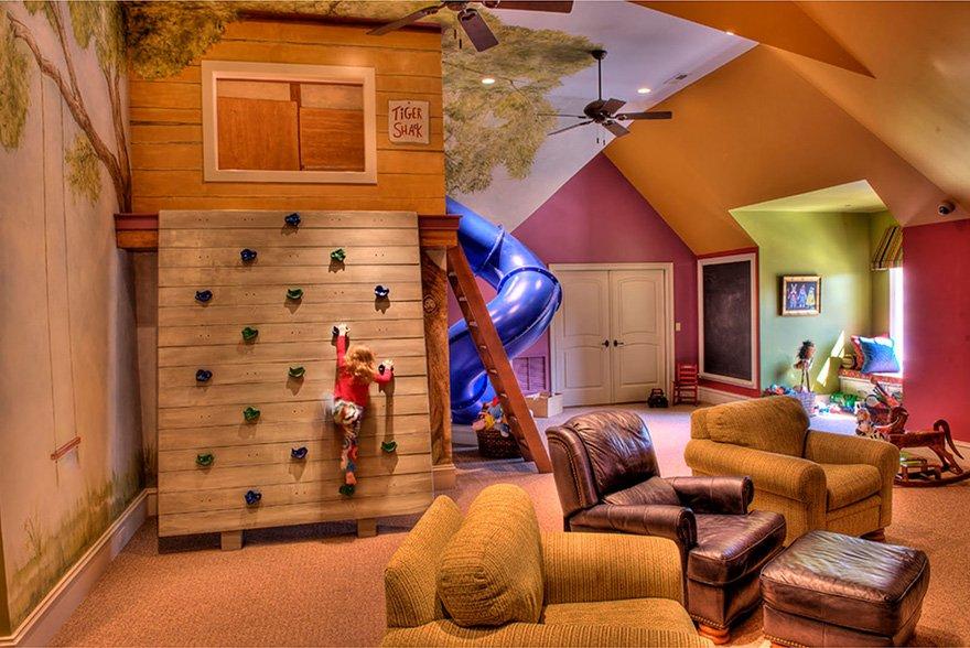 creative children room ideas 28 ห้องเด็กสุดครีเอทีฟ ที่ทำให้คุณอยากกลับไปเป็นเด็กอีกครั้ง