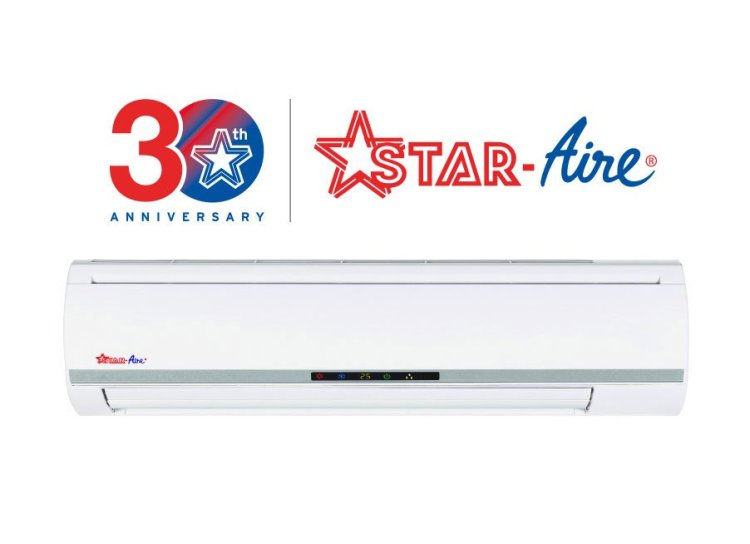 staraire 30th 750x544 14 วิธีติดแอร์บ้านให้เย็นเต็มๆ และประหยัดค่าไฟเมื่อเจออากาศร้อนแบบเมืองไทย