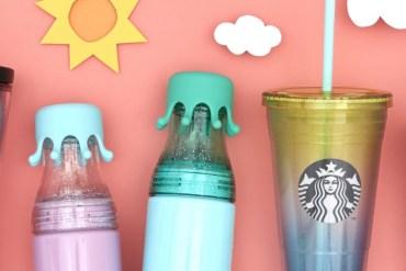 Starbucks Drinkware Collection แก้วสตาร์บัคส์ คอลเลคชั่นใหม่สีสันสดใสซัมเมอร์ 2016 23 - GADGET