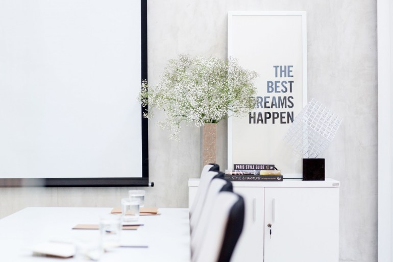 รู้จัก SOHO : Micro Office เทรนด์ชีวิตการทำงานของคนรุ่นใหม่ (@K-Village) 15 - Co-Working Space