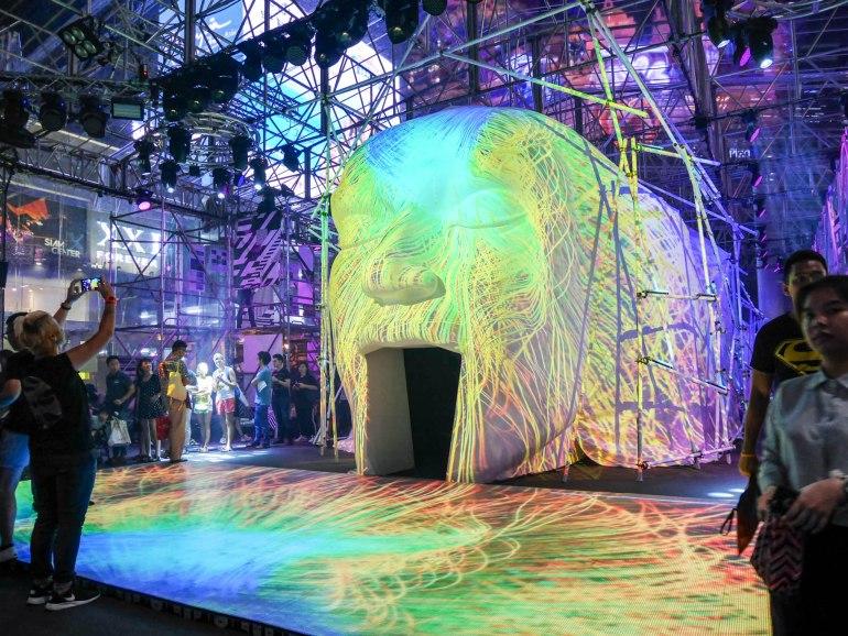 อีเว้นท์สุดล้ำเข้าฟรี! งานไอเดียผสมแสงสีเสียงมัลติมีเดียเท่ๆ ที่ต้องมาชมโดยผู้นำครีเอทีฟอีเว้นท์ไทย #30ปีCMOGroup 22 - Art & Design