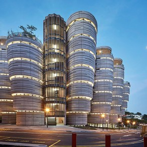 """""""อาคารติ่มซำ"""" โครงสร้างผนังคอนกรีตหล่อแนวๆ Learning Hub/Heatherwick Studio 27 - Architecture"""