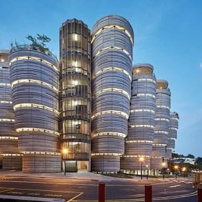 """""""อาคารติ่มซำ"""" โครงสร้างผนังคอนกรีตหล่อแนวๆ Learning Hub/Heatherwick Studio 28 - Architecture"""