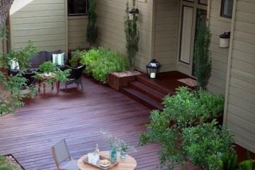 ต่อเติมพื้นที่นอกบ้าน เชื่อมโยงพื้นที่ภายในกับสวน 6 - wood