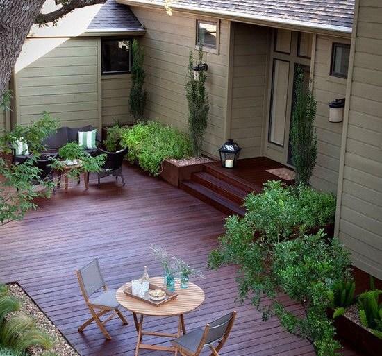 ต่อเติมพื้นที่นอกบ้าน เชื่อมโยงพื้นที่ภายในกับสวน 19 - SCG (เอสซีจี)