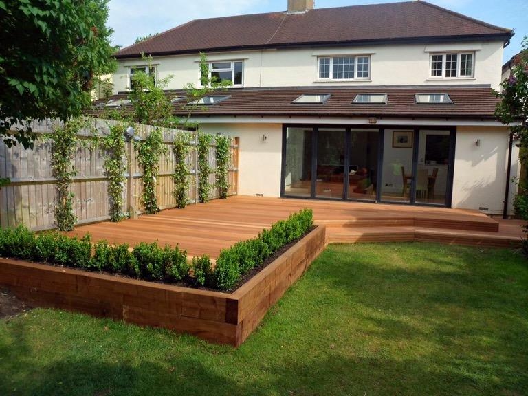 ต่อเติมพื้นที่นอกบ้าน เชื่อมโยงพื้นที่ภายในกับสวน 14 - outdoor space