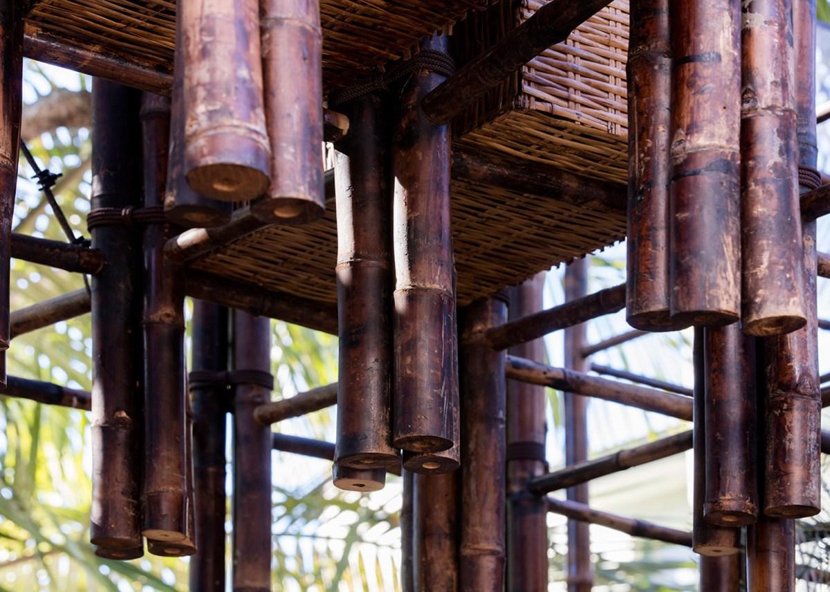 ไม้ไผ่..เหล็กสีเขียวของศตวรรษที่ 21 20 - bamboo