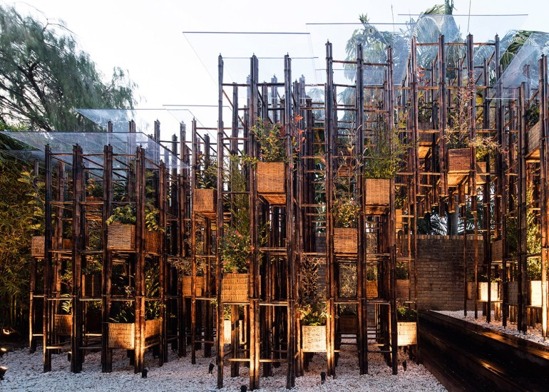 ไม้ไผ่..เหล็กสีเขียวของศตวรรษที่ 21 13 - bamboo