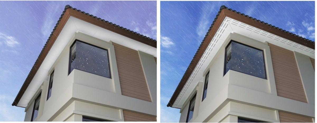 เติมเสน่ห์ให้บ้านผ่านสีสันหรือลวดลายฝ้า เพื่อสร้างลูกเล่นให้ดูไม่จำเจ 14 - ceiling