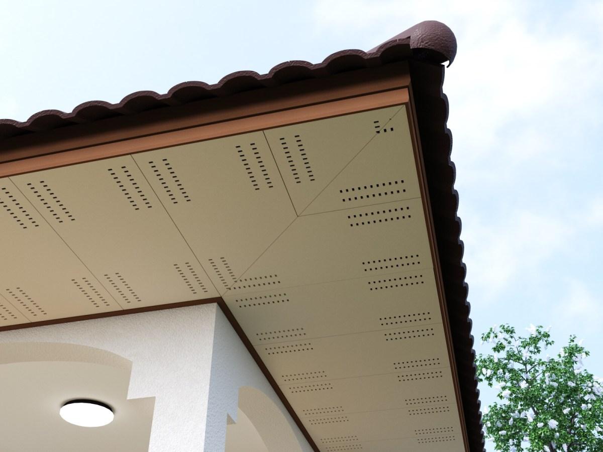 เติมเสน่ห์ให้บ้านผ่านสีสันหรือลวดลายฝ้า เพื่อสร้างลูกเล่นให้ดูไม่จำเจ 18 - ceiling