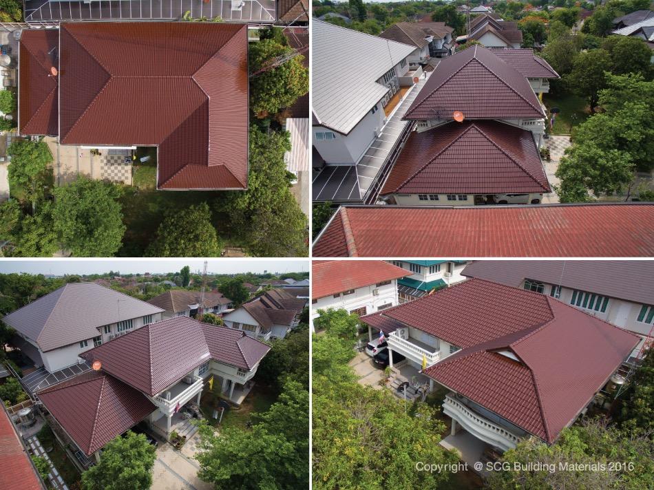 เปลี่ยนหลังคาใหม่ทำได้ไม่ยาก ไม่ต้องย้ายออก จบปัญหารั่วซึม ลดความร้อนไปพร้อมกัน 17 - Re roof