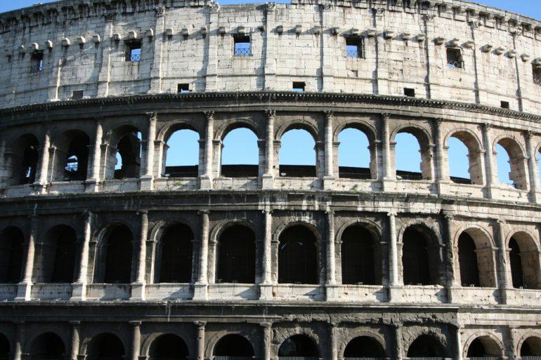 """อัศจรรย์แห่ง """"อาร์กโค้ง (Arch)"""" องค์ประกอบของสถาปัตย์โรมัน 13 -"""