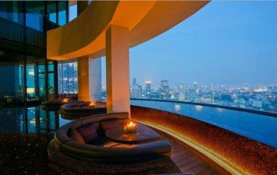 %name พาส่อง 5 โรงแรมกรุงเทพฯ Rooftop ดี บรรยากาศสุดฟิน