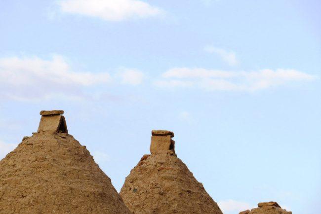 IMG 2646 750x500 บ้านดิน Beehive แห่งเมืองฮาร์ราน (Harran) เมืองเก่าแก่ในพระคัมภีร์ไบเบิล