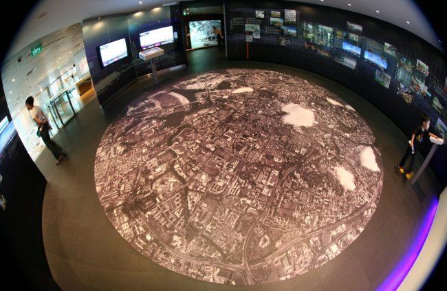 IMG 2741 650x423 ศาสตร์และศิลป์แห่งความเป็นเมือง @ Singapore City Gallery