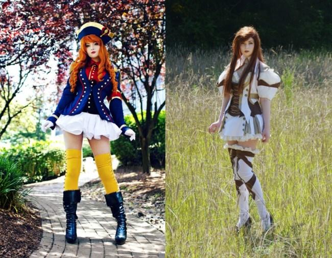 002 750x583 สาวอายุ 18 ที่มาพร้อมพรสวรรค์ออกแบบชุดเดรสได้อย่างน่าทึ่ง