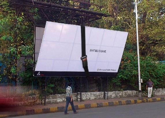 19 ป้ายโฆษณา (Billboard) ไอเดียสุดครีเอทที่ออกแบบอย่างสร้างสรรค์จนต้องจำแบรนด์ได้ 27 - advertising
