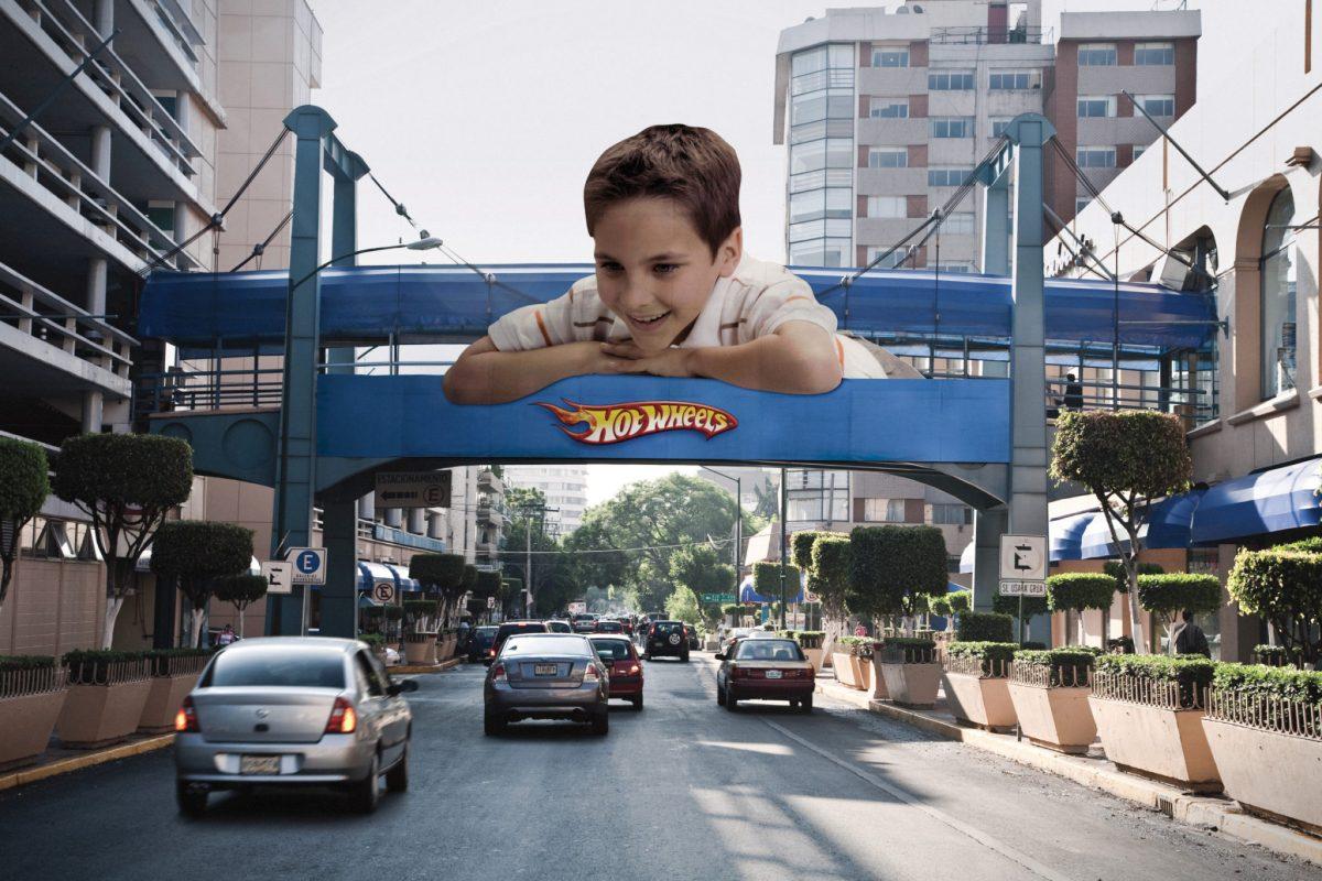 19 ป้ายโฆษณา (Billboard) ไอเดียสุดครีเอทที่ออกแบบอย่างสร้างสรรค์จนต้องจำแบรนด์ได้ 26 - advertising