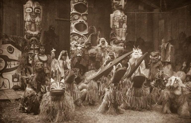 25 ภาพหาดูยากเก่าแก่กว่า 100 ปี ของชนพื้นเมืองในทวีปอเมริกา 28 -