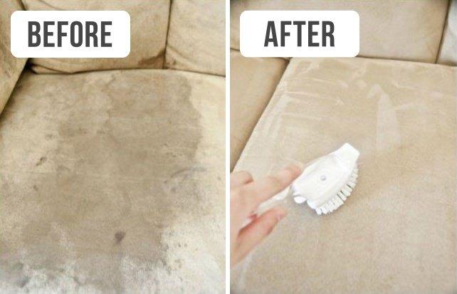 9 สูตรวิเศษทำความสะอาด บ้าน และ เฟอร์นิเจอร์ ให้เหมือนใหม่ (แต่ไม่ต้องซื้อใหม่) 22 -