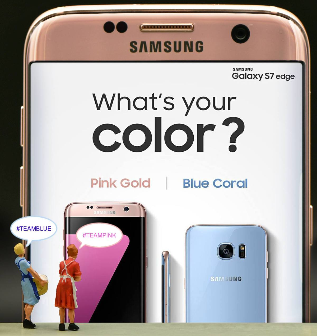 """เล่นเรื่องเล็กให้เป็นเรื่องใหญ่ผ่านภาพถ่ายสไตล์ """"Miniature People Photography"""" กับคนตัวจิ๋ว x Samsung Galaxy S7 edge 27 - photography"""